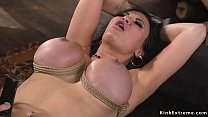 Robber captures and anal fucks Milf
