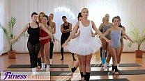 Fitness Rooms Petite ballet teachers secret thr...'s Thumb