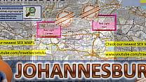 Johannesburg, South Africa, Sex Map, Street Prostitution Map, Massage Parlours, Brothels, Whores, Escort, Callgirls, Bordell, Freelancer, Streetworker, Prostitutes, Blowjob