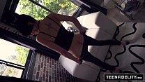TEENFIDELITY Emo Girl Cadey Mercury Filled With Jizz image