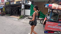Real amateur Thai teen cutie fucked after lunch by her temporary boyfriend