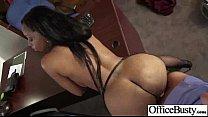 (codi bryant) Huge Tits Sluty Girl Fucks Hard In Office clip-13