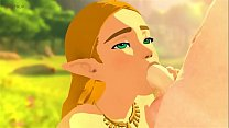 Breath of the Wild Zelda Blowjob Vorschaubild
