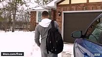(Manuel Skye, Skyy Knox) - Undercover Stripper Part 1 - Str8 to Gay - Trailer preview - Men.com