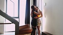 Hot lesbian intercourse - Lena Guerlin, Nekane