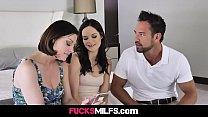 Housekeeper Threesome Dreams - Sovereign Syre, Jenna Ross - FULL SCENE on http://FucksMILFs.com