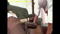 Big Black Cock on Big Titted MILF