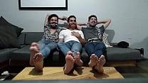 N. 101 CHICOS AMORDAZADOS/GAGGED GUYS