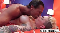 Nick Manning fucks tattooed pornstar Christy Mack thumbnail