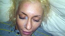 cumshot on haydens face while shes sleeping (xxpanded) thumbnail