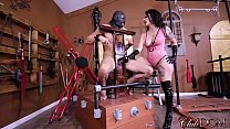 FemDom Goddess Loves To Inflict Punishment - 69VClub.Com