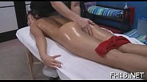 Dailymotion stripped massage