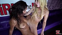 GIRLS GONE WILD - Young Lesbians Kenzie Reeves ...