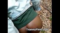 tranny outdoors
