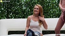 Teens With Perfect Bodies Have Incredible Threesome Vorschaubild