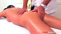 Pegas Productions - Busty Teen Massaged & Stuffed