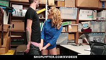 Shoplyfter - Hot MILF Dominates Young Thief For...