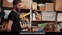 Shoplyfter - Hot MILF Dominates Young Thief For Stealing Vorschaubild