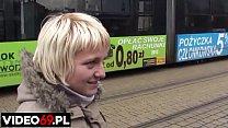 Polskie porno - Edyta bzyka się z kolesiem