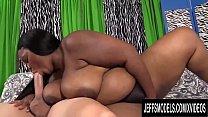 Screenshot Sexy Ebony Bbw  Olivia Leigh Takes A Long Whit kes A Long White