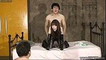 MLDO-116 Winner can make love, loser punishment and half-d. Mistress Land