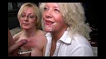 Amateur British MILF Stacey in a Bukkake Party ...