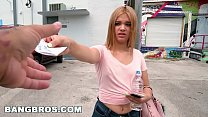 BANGBROS - Sexy Siren Kendall Kross Gets Her Big Ass Fucked on BangBus!