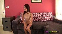 Super skinny Asian casting couch audition Vorschaubild