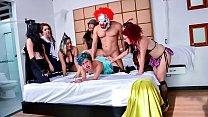 MAMACITAZ - #Siarilin Martinez #Elisa Odiosa - Halloween Fuck For Kinky Latina Babes