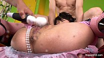 taboo roleplay - japanese babe gets filled thumbnail