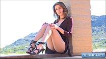 FTV Girls presents Kristen-Feeling Herself Deep-01 01 porn image