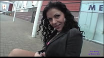 Andrea has a fantastic body and she loves getting her ass deep penetrated of a big and hard cock