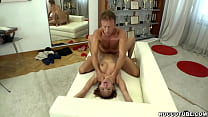 Hot babes Kira Queen and Veronica Leal enjoy sharing Rocco Siffredis giant dick while filing the entire sex scene.