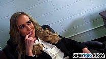Spizoo - Hot Brandi Love suck and fuck a big dick, big booty & big boobs