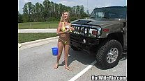 Image: HotWifeRio Bikini Carwash