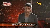Francisca Undurraga descuido en toc show صورة