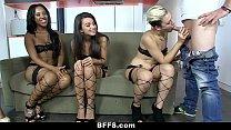 BFFS - Lingerie Group Sex Party! صورة