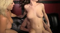 Step Mom Step Daughter Group Sex - Molly Jane & Carey Riley - Family Therapy - Preview