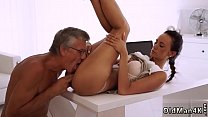 You like that daddy Finally she's got her boss dick