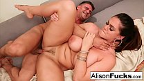 Threesome of sexual energy and lots of fucking with Alison Tyler!