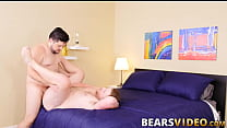 Sweet cubs bare fucking after a passionate oral session preview image