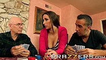 (Paige Turnah) cheats in cards and on her husband - Brazzers - 69VClub.Com