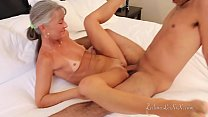 Milf Meets Young Man at Hotel