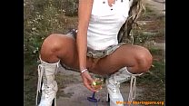 Maybe Too Kinky - Hot Girl Pees And Is Thirsty preview image