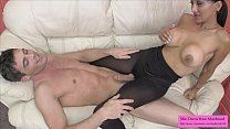 Sex Therapist Jasmine Shy Part 2 BALLBUSTING HANDJOB