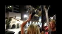 HOT GIRL WITH VIBRATING PANTIES ON LOS ANGELES thumbnail