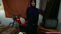 Image: Arab girl picked up on street