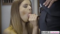 Babes - Office Obsession - The Measure of a Man  starring  Kai Taylor and Stella Cox clip صورة