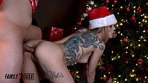 Taboo Christmas Fucking Compilation - FamilyBoxxx صورة