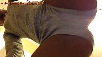 Ebony Rides Your Face To Her Favorite Song POV Style